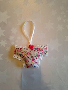 Scented smalls, lavender sachet, by AndiesAccessoriesUK on Etsy