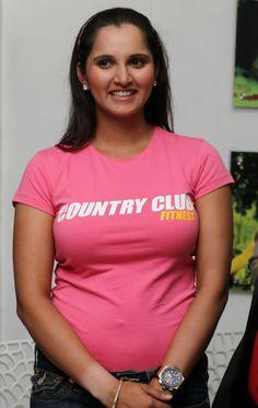 Sania Mirza during a Programme in Chennai