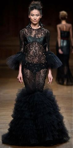 Oscar Carvallo Haute Couture 2014