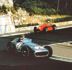 Juan Manuel Fangio 1955