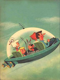 The Jetsons .We are experiencing things now that we thought could never happen except on the Jetsons! My Childhood Memories, Best Memories, Daffy Duck, Hipster Stil, The Last Summer, Cartoon Photo, Saturday Morning Cartoons, Jim Henson, Retro Vintage