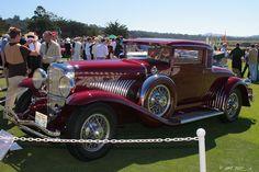 1929 Duesenberg J Judkins Coupe