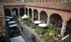 Flora e Decora Sant'Ambrogio - La Basilica di Sant'Ambrogio di Milano patrocina e ospita la seconda edizione di Flora e Decora - Parliamo di Cucina