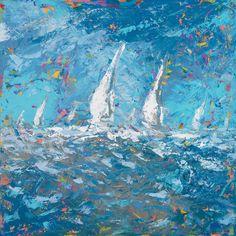 Sailboats, Framed Art and Prints at Art.com