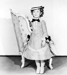 Shirley Temple in a portrait for The Little Colonel, 1935. | AG: 1850s - 1860s / Civil War | Pinterest | Temple