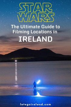 This is your complete guide to the epic Star Wars filming locations in Ireland. Europe Destinations, Europe Travel Guide, Travel Guides, Travel Uk, Travel Abroad, European Vacation, European Travel, County Clare, Budget
