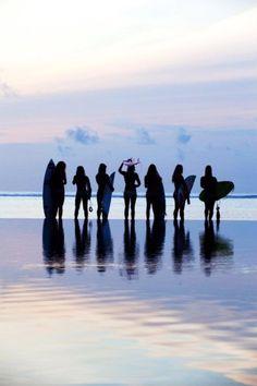 Surf pack