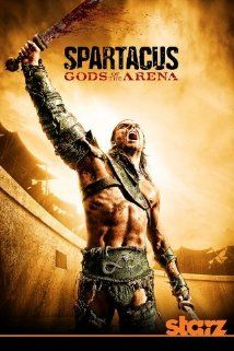 Spartacus: Gods of the Arena (2011) Poster. IMDb page