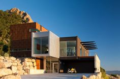 um... yes, I want to live here.  Beautiful modern design home in Salt Lake City.