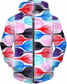 NBK Tribal Shaman Spirits Custom Native Rebel Revolution Style Zip hoodie by Willy Badu.
