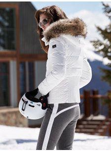 mabel-dp jacket with fur