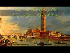 Over 100 minutes of sparkling Antonio Lucio Vivaldi: 12 Concertos for Violin & Oboe, Op. 7 (YouTube)
