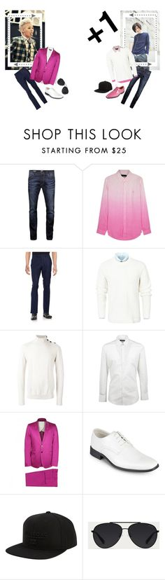 """""""- Kill them with success and bury them with a big smile -"""" by minibaozi ❤ liked on Polyvore featuring Jack & Jones, Polo Ralph Lauren, Sondergaard, Paolo Pecora, Dolce&Gabbana, Paul Smith, Vance Co., Billabong, Bally and men's fashion"""