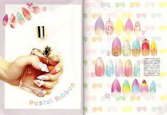 Ayumi Hamasaki Nail Art