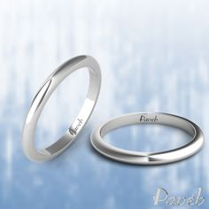Classic yet remarkable wedding bands http://paveb.com/