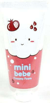 IT'S SKIN MINI BEBE CREAMY FOAM POMEGRANTE