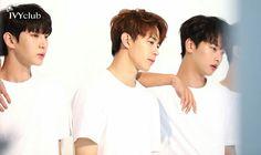HONGBIN LEO N VIXX Ivy Club 2017