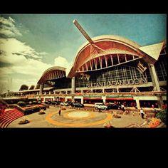 Sultan Hasanuddin International Airport (UPG) in Makassar, Sulawesi Selatan