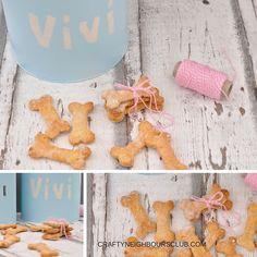 Du suchst ein gesundes Rezept für Hundleckeries? Wir haben feine Kekse für unseren viebeinigen Liebling gebacken. Schau mal im Blog nach den Zutaten