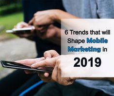 The impact of mobile marketing innovations and disruptions of years' past will continue to come into focus in 2019 as markets mature and leading players battle for dominance. Marketing Innovation, Innovation News, School Advertising, Google Tricks, New Gadgets, In 2019, Mobile Marketing, Battle, Social Media