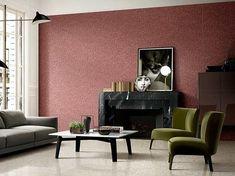 "the mantel vignette - Florim collection ""artwork of casamood"""