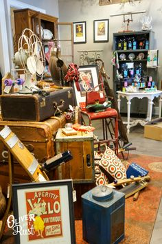 Refuge: Antiques and Giftery