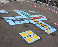 Playground - Trouble, Chutes and Ladders, Twister, and other games added to this playground