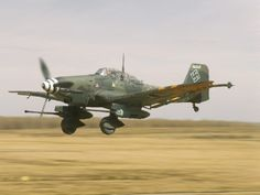 "Photoshopped shot of a scale model Junkers Ju 87 G-2 ""Kanonenvogel"""