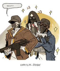 to watch dogs | Tumblr