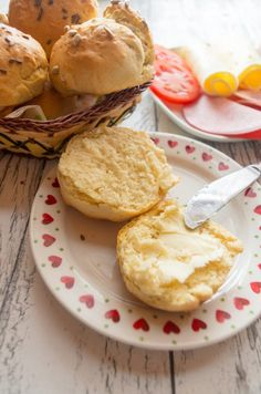 Ruck-Zuck Frühstücksbrötchen aus dem Thermomix®