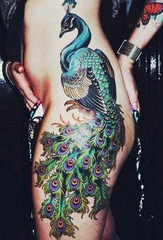 Peacok feathers ugh I love