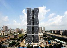 China Steel Corporation Headquarters - The Skyscraper Center