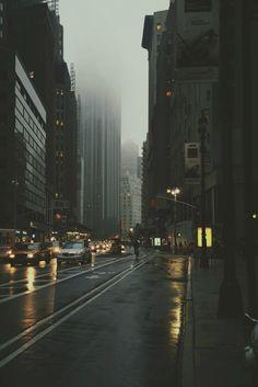newyork at night time Wallpaper