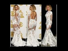 How to make a GOWN (Michael Costello Inspired) ~ sweet!