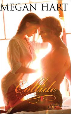 If you like 50 Shades of Grey, you'll like....COLLIDE by Megan Hart from our SPICE collection!