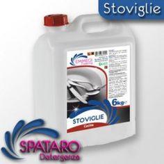Detergente per stoviglie Emmegi Stoviglie 6 Kg