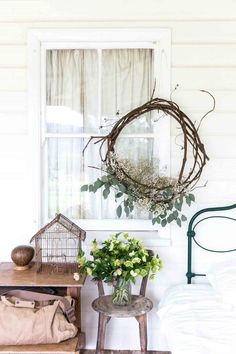 A farmhouse Christmas on a cattle station in NSW – Best Christmas Eve Christmas Decorations Australian, Australian Christmas, Aussie Christmas, Christmas Eve, Christmas Wreaths, Christmas Ideas, Vintage Christmas, Xmas, Country Style Magazine