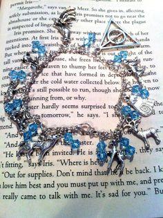 Harry Potter Inspired Patronus Charm by wickedkarmajewelry on Etsy, $18.00