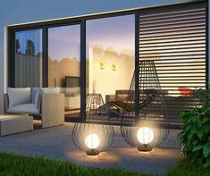 Sommerkvelder på balkongen er noe vi alle lengter etter eller? 🌛⭐ Håper det blir mulighet for mange slike kvelder fremover 🤩 Blinds, Modern, Windows, Curtains, Manga, Inspiration, Instagram, Home Decor, Kugel