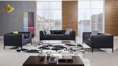 Olivia 3 Piece Living Room Set