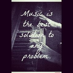 For everything... #Music