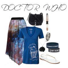 Fandom Fashion ~ Doctor Who