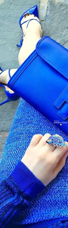 Bleu Cobalt, Malibu, Color Tones, High Voltage, Love Blue, Blue Fashion, Love And Light, Shades Of Blue, Blue Sapphire