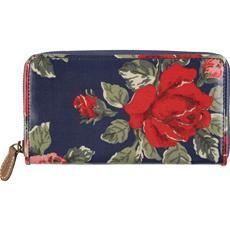 Cath Kidston - Royal Rose Zip Wallet