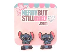 The Little Destroyer Cling Earring – Nerdy But Still Girly
