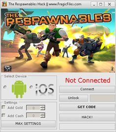 The Respawnables Hack by FragicFiles Team