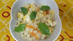 Safrinlipi: Mayonnaise vegetable pasta মেয়নেজ ভেজিটেবল পাস্তা...