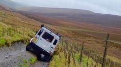 Land Rover Defender Walles.