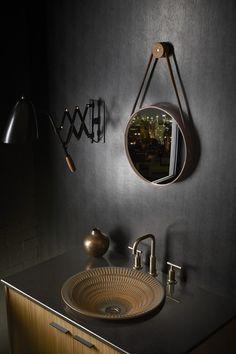 Derring® Wading Pool® Sink The Sinku0027s Bourbon Rutile Glaze Creates A  Dynamic Surface Which Creates Deep, Varied Hues.