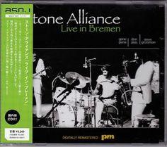 Stone Alliance Live In Bremen Steve Grossman Gene Perla Don Alias JAPAN JAZZ CD in Music, CD (reproduced by ASO.J, my hubby's label)